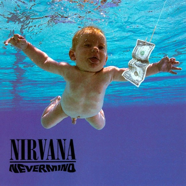 A emblemática capa do segundo CD do Nirvana.